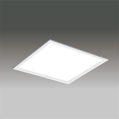 ☆東芝 LEDベースライト TENQOOスクエア TENQOOスクエア パネルタイプ Hf16形×4灯用器具相当 昼白色 埋込形 乳白パネル 埋込穴□639mm LEKR763501FN-LD9