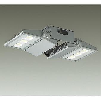 ☆DAIKO LEDアウトドアスポットライト(LED内蔵) LZW-91631WS