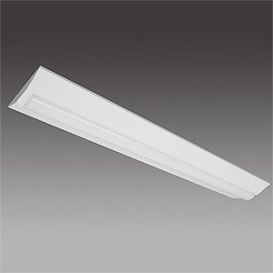 ☆NEC LEDベース照明 逆富士形 逆富士形 逆富士形 ホタルック 固定出力 FHF32定格出力×2灯相当 昼白色 ライトユニット付 VB40-2303+DLU45204/N-SG-N8 57f