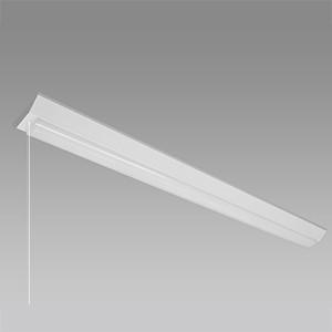 ☆NEC LEDベース照明 ☆NEC LEDベース照明 ☆NEC LEDベース照明 逆富士形 ホタルック 固定出力 FHF32高出力×1灯 昼白色 ライトユニット付 プルスイッチ付 VB40P-1504+DLU43204/N-SG-N8 1d4