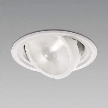 ☆KOIZUMI LEDワイヤレスムービングユニバーサルダウンライト φ175 HID70W相当 (ランプ付) 白色 4000K スマートフォン調光対応 WD50131L ※受注生産品