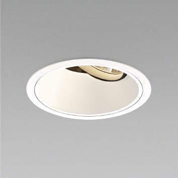 ☆KOIZUMI LED深型ユニバーサルダウンライト φ125 HID50W相当 (ランプ・電源付) 電球色 2700K XD002002WA+XE44221L