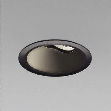 ☆KOIZUMI LED深型ユニバーサルダウンライト φ100 HID35W相当 (ランプ・電源付) 温白色 3500K XD005007BM+XE91662E
