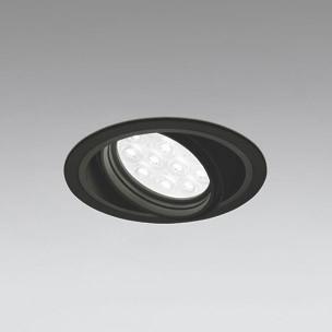 ☆ODELIC LEDベースダウンライト CDM-T35W相当 ブラック 20° Φ125mm 温白色 調光器対応 XD258189P (調光器・信号線別売) ※受注生産品