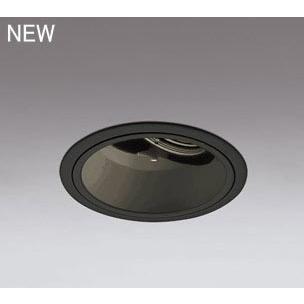 ☆ODELIC LED高効率ユニバーサルダウンライト LED高効率ユニバーサルダウンライト CDM-T35W相当 ブラック 23° Φ125mm 電球色 3000K 調光器対応 XD402181 (電源・調光器・信号線別売)