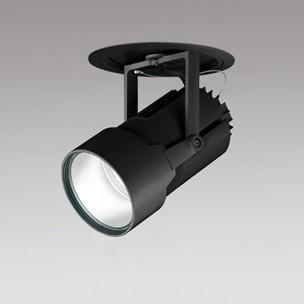 ☆ODELIC LEDダウンスポットライト セラメタ150W相当 ブラック 60° Φ175mm 温白色 調光器対応 調光器対応 XD404030 (電源・調光器・信号線別売)