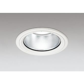 ☆ODELIC LEDベースダウンライト LEDベースダウンライト LEDベースダウンライト セラメタ150W相当 オフホワイト 32° Φ150 5000K 調光器対応 XD404033 (電源・調光器・リモコン・信号線別売) f30
