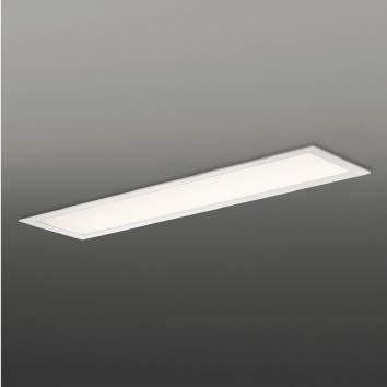 ☆KOIZUMI LEDベースライト FLR40W×2相当 (ランプ付) 温白色 3500K 専用調光器対応 XD43827L ※受注生産品