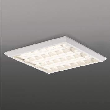 ☆KOIZUMI LEDベースライト FHP45W×4相当 (ランプ付) 温白色 3500K XD90260L+XE40719L