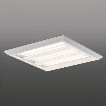 ☆KOIZUMI LEDベースライト FHP45W×4相当 (ランプ付) 温白色 3500K 専用調光器対応 XD90351L+XE40719L ※受注生産品