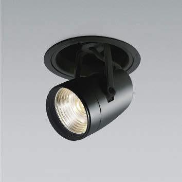 ☆KOIZUMI LEDダウンスポットライト φ100 JR12V50W相当 (ランプ・電源付) 電球色 3000K XD91181L+XE91666E