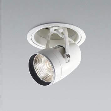 ☆KOIZUMI LEDダウンスポットライト φ100 JR12V50W相当 (ランプ・電源付) 温白色 3500K XD91185L+XE91666E