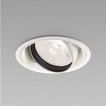 ☆KOIZUMI LEDユニバーサルダウンライト φ125 HID35〜50W相当 (ランプ・電源付) 白色 4000K XD91585L+XE91230E