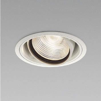 ☆KOIZUMI LEDユニバーサルダウンライト φ125 HID50W相当 (ランプ・電源付) 電球色 3000K XD91772L+XE44221L