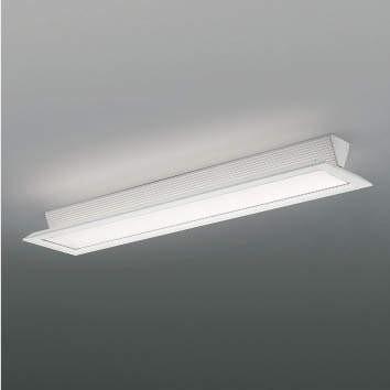 ☆KOIZUMI LEDベースライト FLR40W×2相当 (ランプ付) 白色 4000K 専用調光器対応 XH43812L ※受注生産品