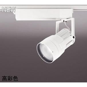 ☆ODELIC LEDスポットライト 高彩色タイプ 配線ダクトレール用 CDM-T70W相当 オフホワイト 52° 29VA 温白色 3500K 調光非対応 XS411181H
