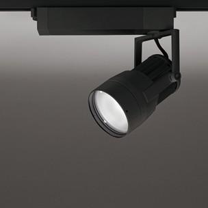 ☆ODELIC 生鮮用LEDスポットライト 配線ダクトレール用 CDM-T35W相当 ブラック 22° 29VA 3500K 調光非対応 XS411214