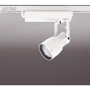 ☆ODELIC LEDスポットライト 高効率タイプ 配線ダクトレール用 JR12V50W相当 JR12V50W相当 JR12V50W相当 オフホワイト 21° 25VA 白色 4000K 調光非対応 XS413107 15d
