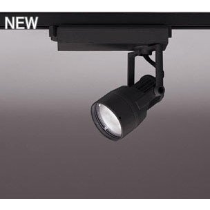 ☆ODELIC LEDスポットライト 高効率タイプ 高効率タイプ 高効率タイプ 配線ダクトレール用 JR12V50W相当 ブラック 21° 25VA 白色 4000K 調光非対応 XS413108 8d1