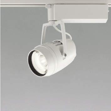 ☆KOIZUMI LEDスポットライト 配線ダクトレール用 HID35W相当 (ランプ付) 白色 4000K XS44405L