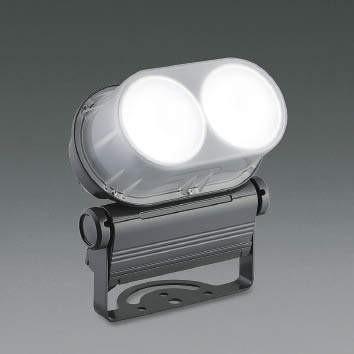 ☆KOIZUMI LEDエクステリアスポットライト HID150W相当 (ランプ付) 昼白色 5000K XU41348L ※受注生産品