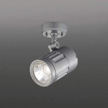 ☆KOIZUMI LEDエクステリアスポットライト HID100W相当 (ランプ付) 白色 4000K XU49102L