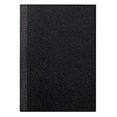 コクヨ 意匠ノート 黒表紙 B罫 A6 48枚 ノ-V92B/メール便送料無料 allmail
