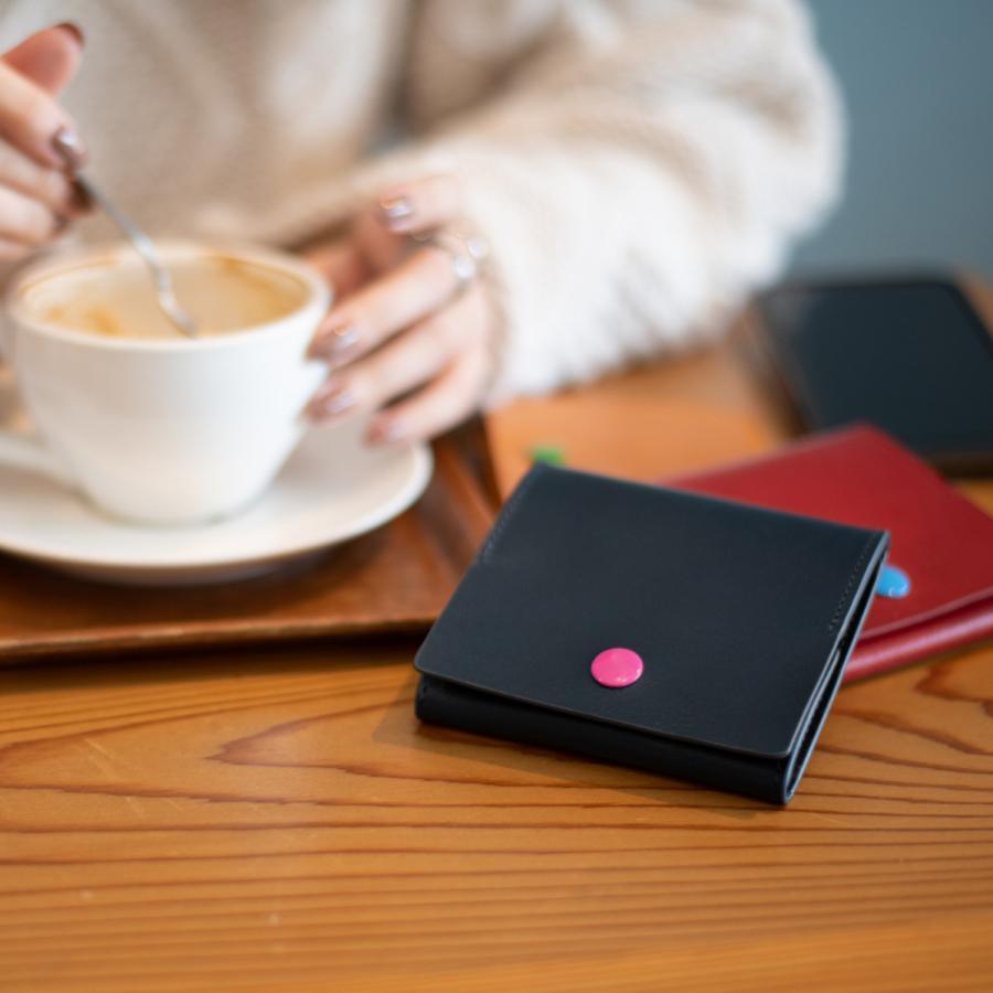 小銭入れ レディース 可愛い コインケース 革 カード かわいい イタリアン レザー 極小 財布 ボックス型 本革 牛革 BOX型  送料無料|allrightleather|05