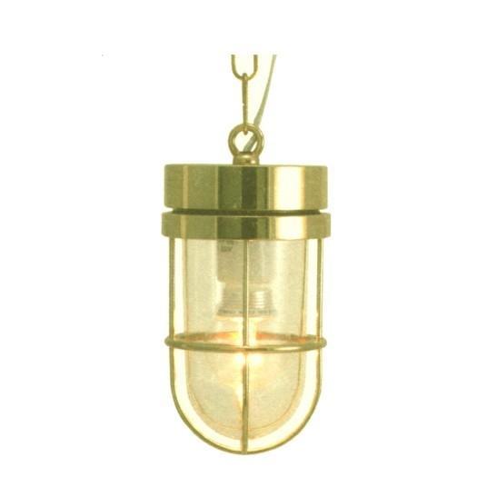 ペンダントライト 700665 PL クリアガラス LED 軒下 屋根のある屋外