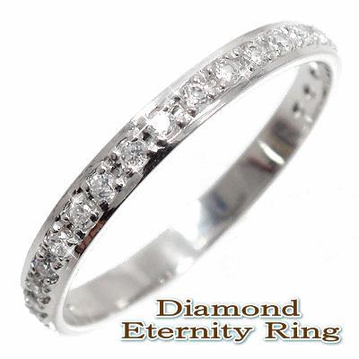 ずっと気になってた 指輪 ダイヤモンド リング エタニティーリング ダイヤ 指輪 0.22ct k18ホワイトゴールド レディース, 鹿島町 b8e52a6c