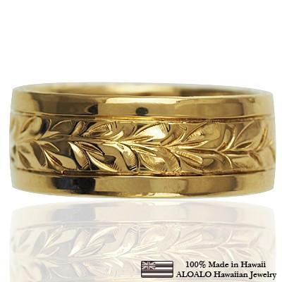 【即納】 ハワイアンジュエリー オーダーメイド リング 14k 指輪 結婚指輪 オーダーメイド 結婚指輪 基本の1.25mm厚 幅8mm 14k イエローゴールド スペシャルプレーンフラットリング, 建築金物館:732d0b40 --- airmodconsu.dominiotemporario.com