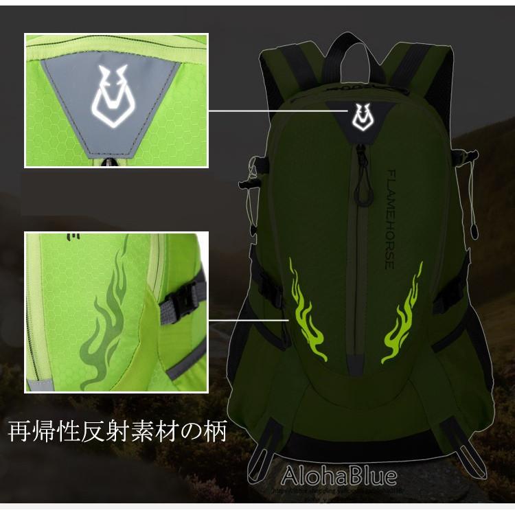 リュックサック メンズ リュック バックパック 登山バッグ 登山リュック 大容量 デイパック 旅行 アウトドア バッグ ハイキング 2020|aloha0118|10