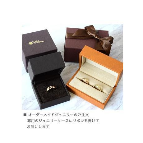 ハワイアンジュエリーペア結婚指輪マリッジリングペアk14k18プラチナゴールドバレルゴールドリングONLYONE|alohamana|06
