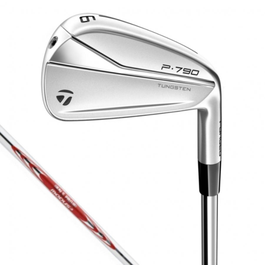 予約受付中 テーラーメイド P790 現金特価 ゴルフ アイアンセット N.S.PRO MODUS3 市販 105 飛距離と許容性を兼ね備えたNEWモデル 2021年 6本 TOUR メンズ TaylorMade
