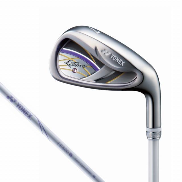 ヨネックス フィオーレ 高品質 レディース 購入 アイアンセット ゴルフ FR800 5本 YONEX 2020年モデル
