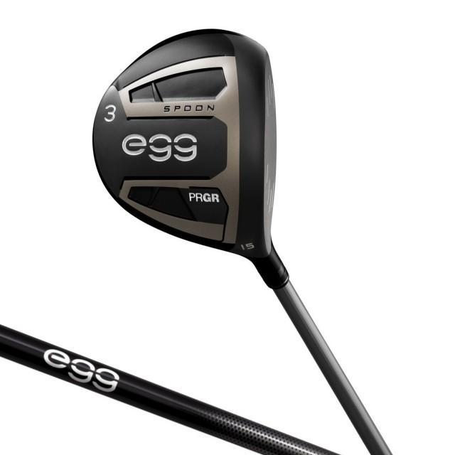 プロギア エッグ NEW egg フェアウェイウッド ゴルフ フェアウェイウッド EGGオリジナルシャフト 2019年モデル メンズPRGR