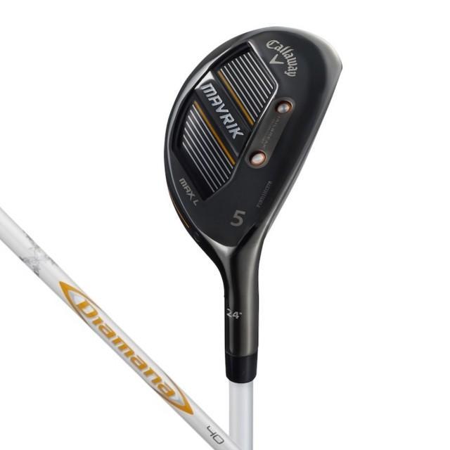 キャロウェイ マーベリック MAX LITE ゴルフ 選択 ユーティリティ Diamana Callaway 40 レディース ショッピング for 2020年モデル