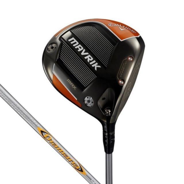 キャロウェイ マーベリック MAX ドライバー 店内全品対象 ゴルフ 毎日続々入荷 Diamana メンズ 2020年モデル Callaway 40 for