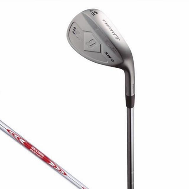 ブリヂストン TOURB ツアービー X XW-2 WEDGE ゴルフ ウェッジ N.S.PRO MODUS3 TOUR105 S 52゜ 10゜ 2018年モデル メンズ BRIDGESTONE