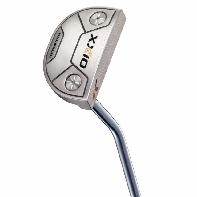ダンロップ ゼクシオ レディース ミルド 価格 交渉 送料無料 ハーフマレット ゴルフ パター 2020年 優先配送 DUNLOP