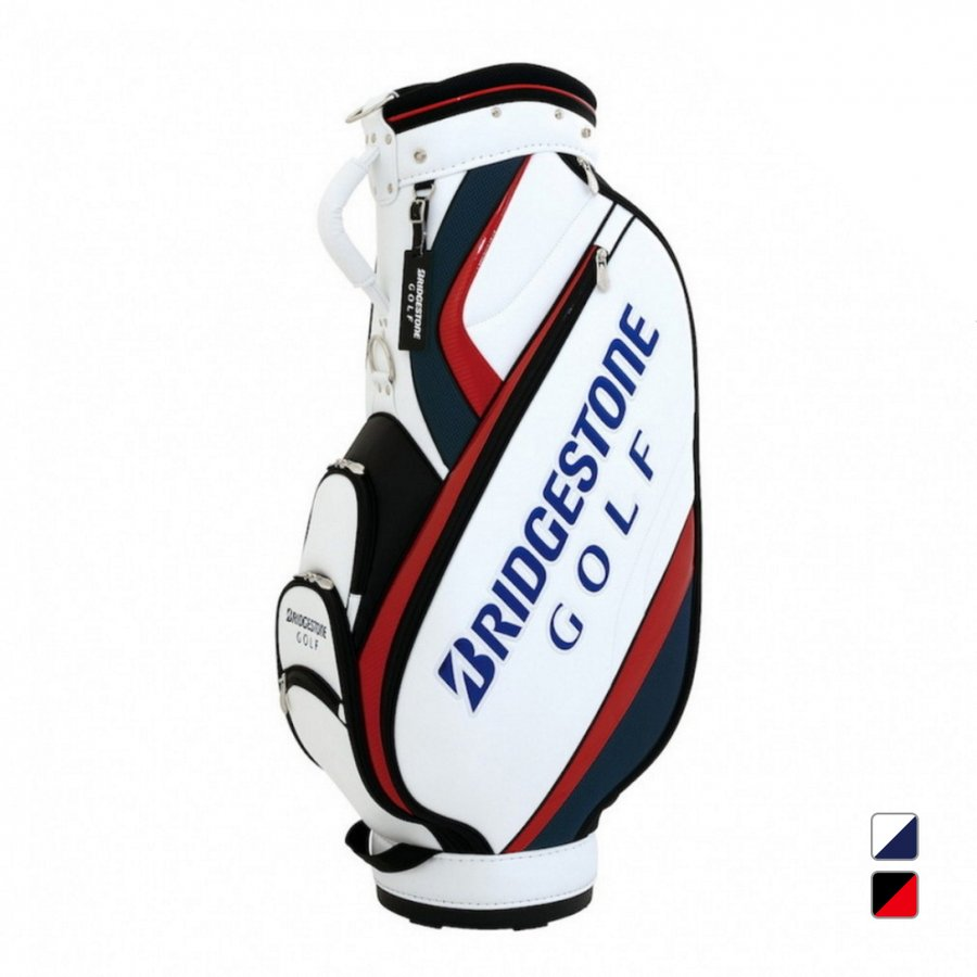 ブリヂストン 低価格 軽量 キャディバッグ CBG613 販売 メンズ ゴルフ ゴルフ5限定 BRIDGESTONE