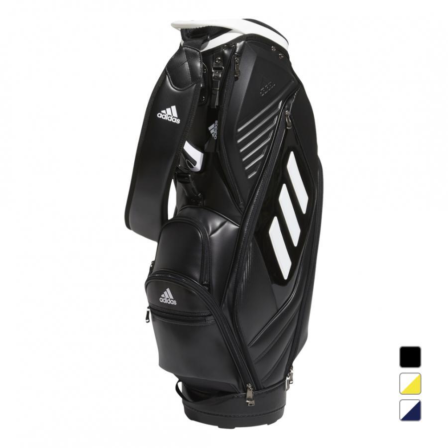 アディダス ZGキャディバッグ GQ9257 ショップ メンズ ゴルフ adidas 割引 キャディーバッグ