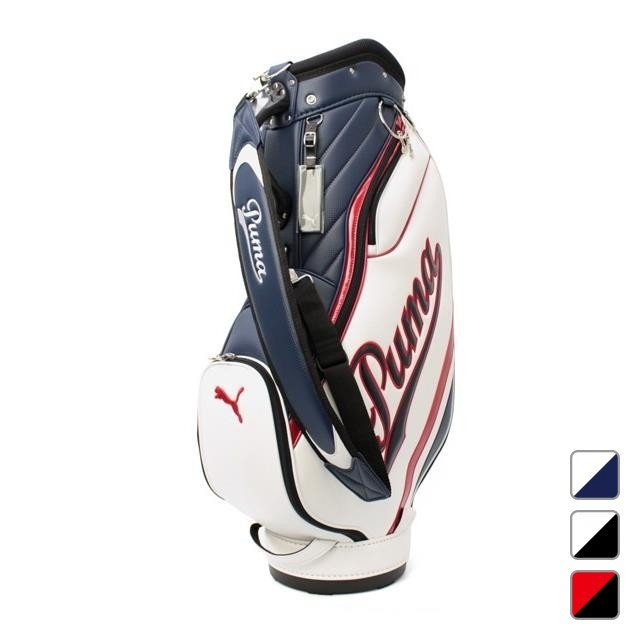 PUMA(プーマ) 867641 キャディバッグ 9型 CBスポーツ CB Sports メンズ ゴルフ golf5 キャディーバッグ