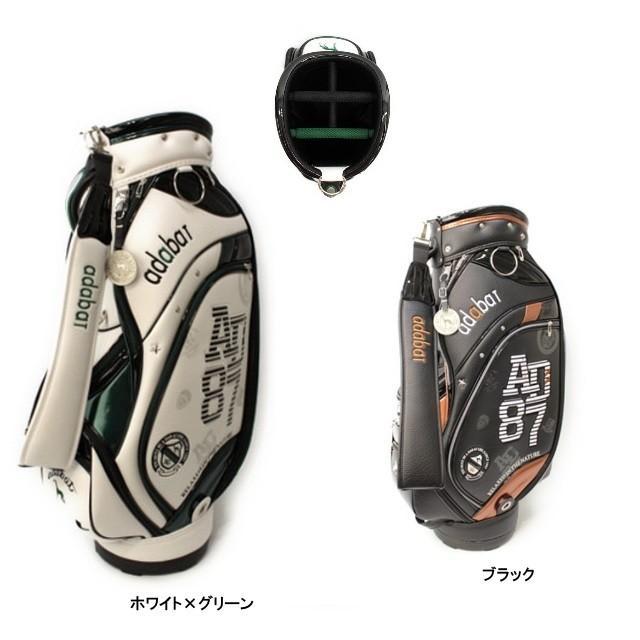 アダバット キャディバッグ ABC301GR adabat メンズ ゴルフ golf5 キャディーバッグ
