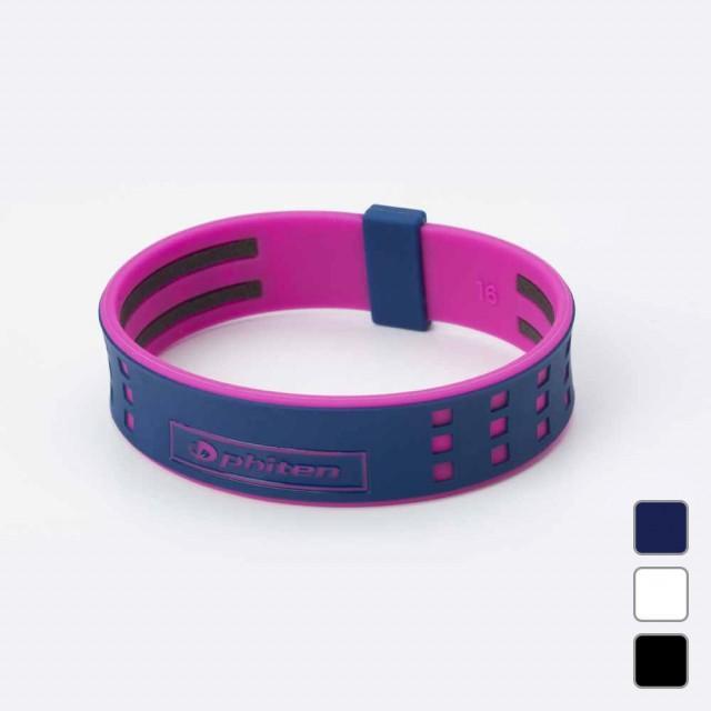 ファイテン 健康アクセサリー RAKUWA ブレスS DUOII デュオ ツー phiten ラクワ 市場 TG806225G5 海外輸入