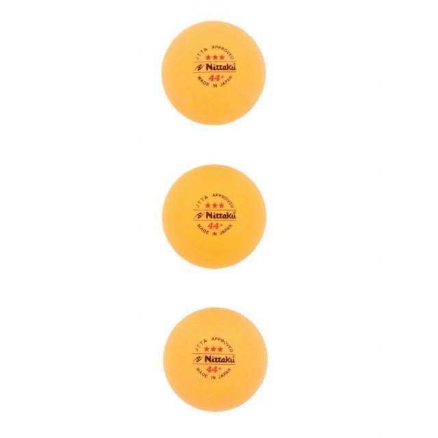 販売 ニッタク ラージボール44プラ 3スター NB1010 ギフト 卓球 Nittaku 試合球 ラージボール用