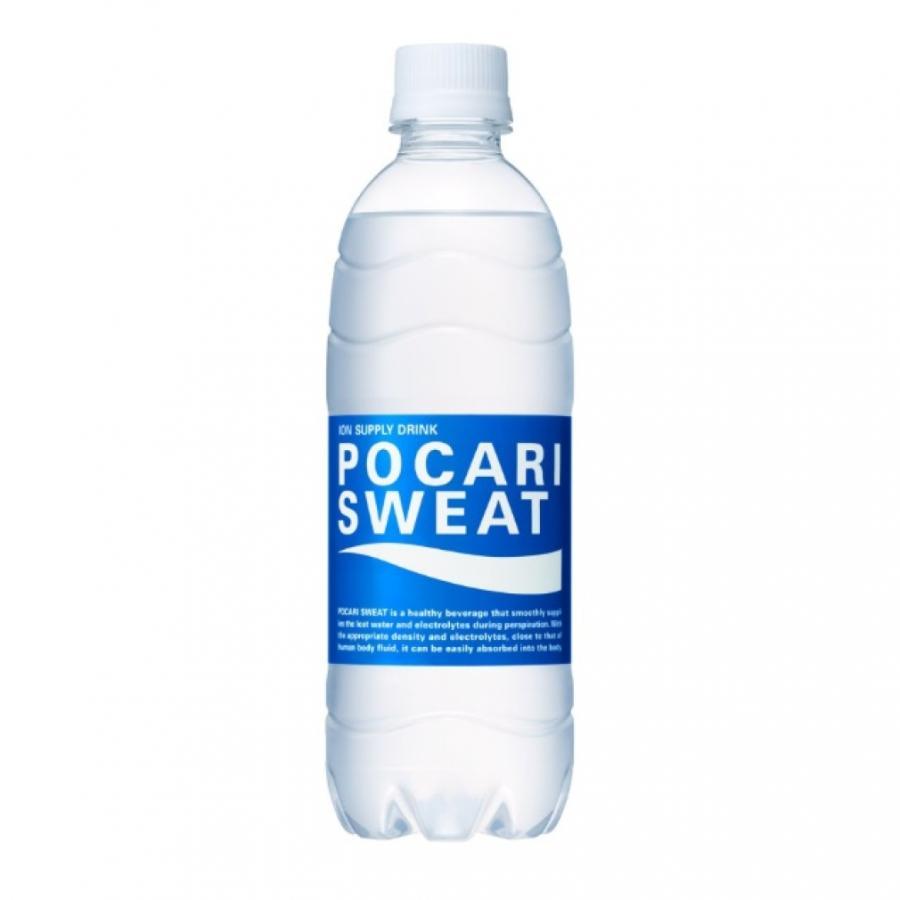 大塚製薬 高級品 ポカリスエット 500ml 0045019517 開店祝い 清涼飲料 SWEAT POCARI 熱中症 暑さ対策