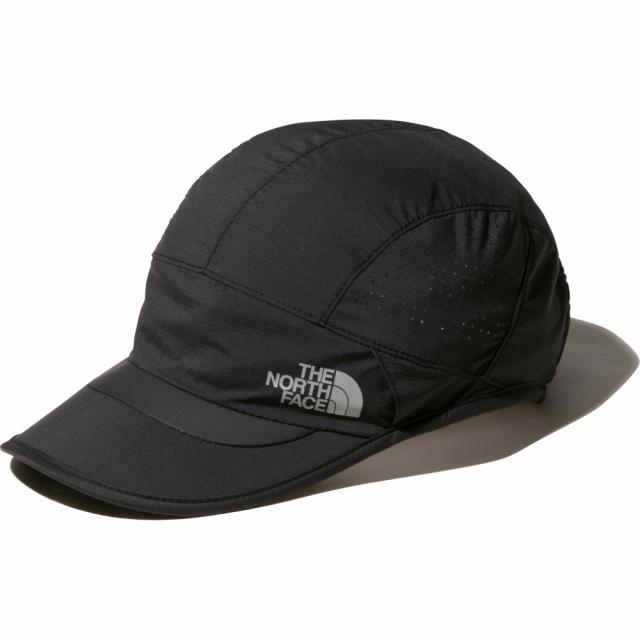 ノースフェイス 陸上 ランニング キャップ SWALLOWTAIL CAP NN41970 FACE ブラック : 帽子 K 発売モデル THE NORTH NEW ARRIVAL