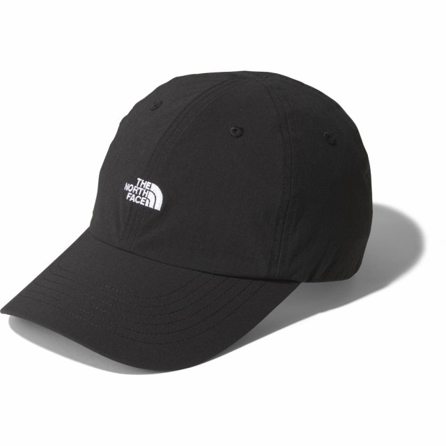 ノースフェイス ランニング キャップ チープ Active Light Cap アクティブライトキャップ NN42072 FACE THE K NORTH : ブラック キャンペーンもお見逃しなく 帽子