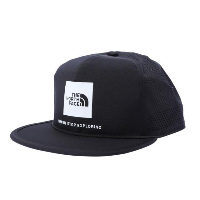 ノースフェイス 陸上 ランニング キャップ TECH LOGO CAP NN02078 ブラック THE NORTH K 帽子 割引も実施中 初売り FACE :